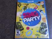 NINTENDO Nintendo Wii U Game WII U SING PARTY